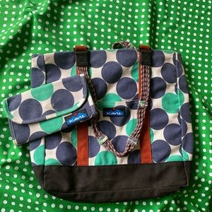 Kavu purse with matching wallet